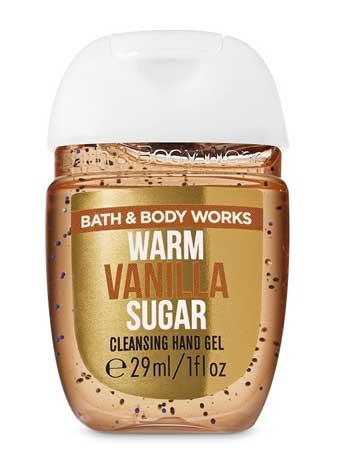 Merk Hand Sanitizer Bagus - Bath & Body Works Warm Vanilla Sugar