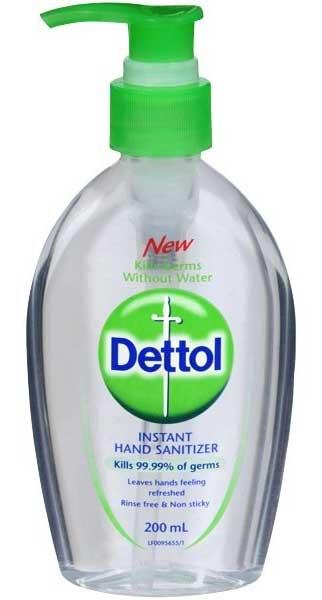 Merk Hand Sanitizer Bagus - Dettol Instant Hand Sanitizer