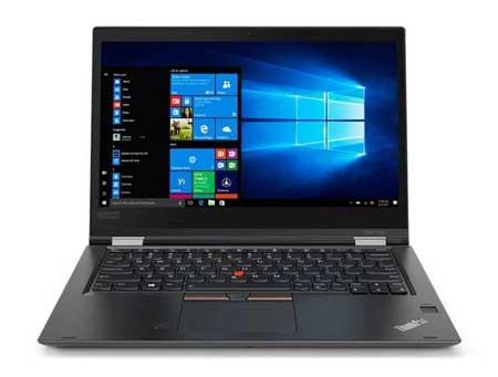 Merk Laptop Yang Bagus Untuk Desain Grafis - Lenovo ThinkPad Yoga X1 Carbon i7 8550U