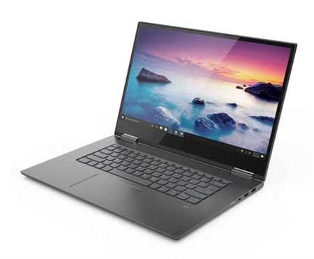 Merk Laptop Yang Bagus Untuk Desain Grafis - Lenovo Yoga 730 15IKB i7