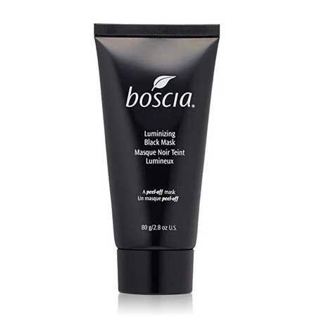 Produk Untuk Mengatasi Komedo Dan Pori-pori - Boscia Luminizing Black Charcoal Mask