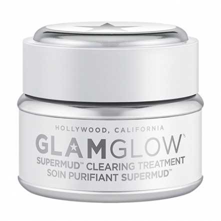 Produk Untuk Mengatasi Komedo Dan Pori-pori - Glamglow Supermud Clearing Treatment