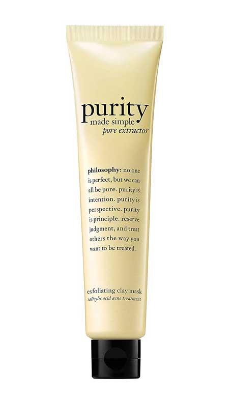 Produk Untuk Mengatasi Komedo Dan Pori-pori - Philosophy Purity Made Simple Pore Extractor