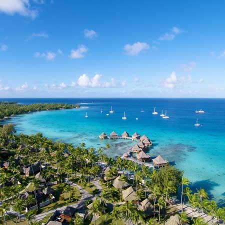 Pulau Terindah Di Dunia Yang Jarang Diketahui - Kepulauan Tuamotu, Polinesia Prancis