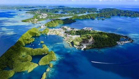 Pulau Terindah Di Dunia Yang Jarang Diketahui - Palau