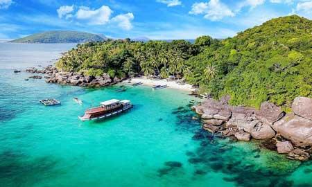 Pulau Terindah Di Dunia Yang Jarang Diketahui - Pulau Côn Đảo, Vietnam