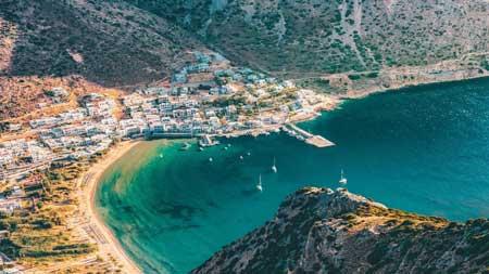 Pulau Terindah Di Dunia Yang Jarang Diketahui - Sifnos, Yunani