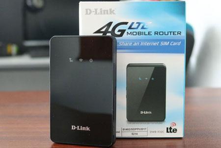 Rekomendasi Modem Wifi Terbaik 2020 - D-Link DWR-932C
