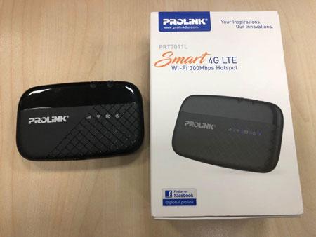Rekomendasi Modem Wifi Terbaik 2020 - Prolink PRT7011L