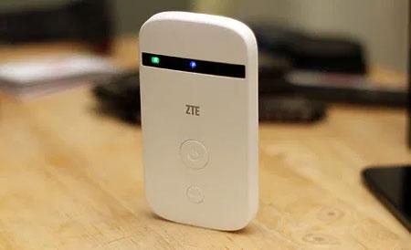 Rekomendasi Modem Wifi Terbaik 2020 - ZTE MF90