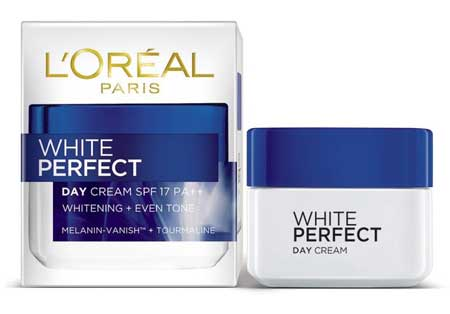 Skincare Untuk Kulit Kusam - L'Oreal Paris White Perfect Day Cream