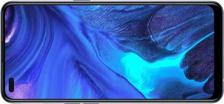 Spesifikasi Oppo Reno 4 - Dual Punch-hole Display