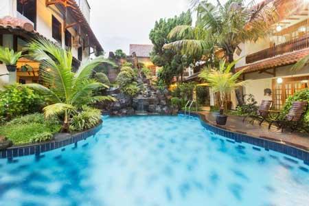 Tempat Bulan Madu Romantis Di Jogja - Duta Garden Hotel