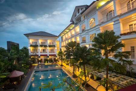 Tempat Bulan Madu Romantis Di Jogja - Gallery Prawirotaman Hotel