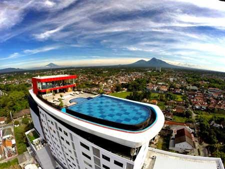 Tempat Bulan Madu Romantis Di Jogja - Indoluxe Hotel Yogyakarta