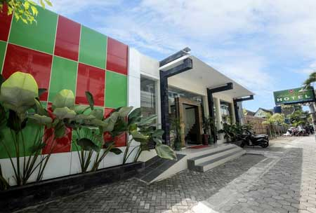 Tempat Bulan Madu Romantis Di Jogja - Malioboro Garden Hotel