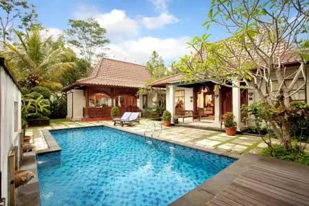Tempat Bulan Madu Romantis Di Jogja - The Cangkringan Villas and Spa