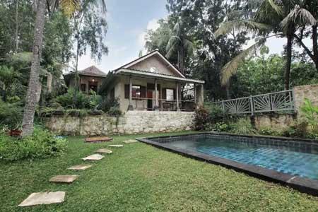 Tempat Bulan Madu Romantis Di Jogja - Villa Sunset Yogyakarta