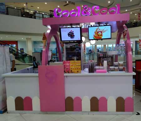 Tempat Wisata Kuliner Bogor - Cool & Cool Ice Cream