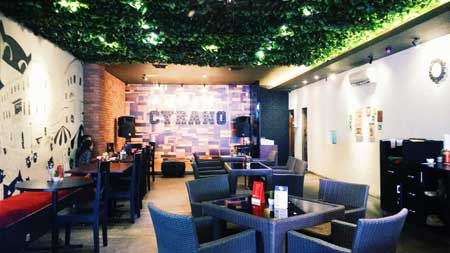 Tempat Wisata Kuliner Bogor - Cyrano Cafe