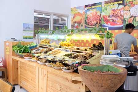 Tempat Wisata Kuliner Bogor - Kedai Nasi Dulang Cianjur Rahmawati