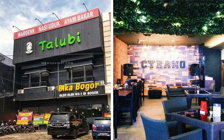 Tempat Wisata Kuliner Bogor