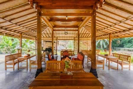 Tempat Wisata Kuliner Magelang - Alea Coffee shop