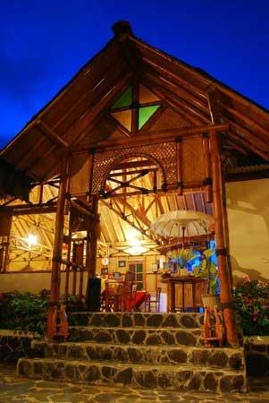 Tempat Wisata Kuliner Magelang - Villa Sumbing French Restaurant