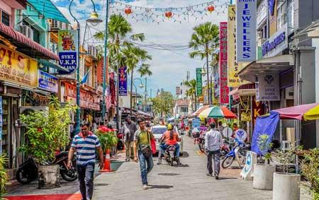 Tempat Wisata Malaysia Terpopuler Dan Instagramable - George Town