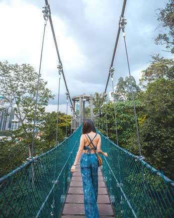 Tempat Wisata Malaysia Terpopuler Dan Instagramable - KL Eco Park