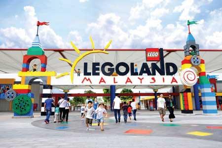 Tempat Wisata Malaysia Terpopuler Dan Instagramable - Legoland Malaysia