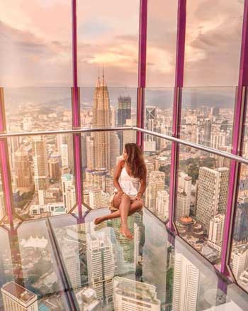 Tempat Wisata Malaysia Terpopuler Dan Instagramable - Menara Kuala Lumpur
