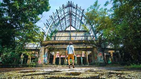 Tempat Wisata Paling Angker Di Indonesia - Taman Festival Sanur