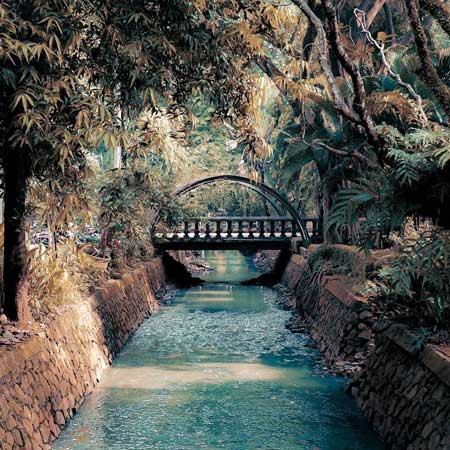 Tempat Wisata Paling Angker Di Indonesia - Taman Langsat Mayestik