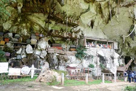 Tempat Wisata Paling Angker Di Indonesia - Tana Toraja