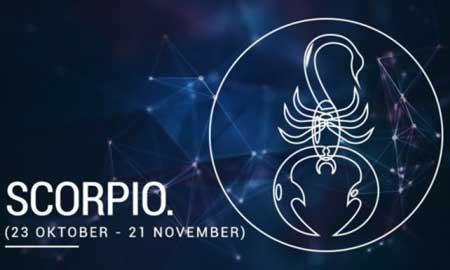 Tingkat Kemarahan Berdasarkan Zodiak - Scorpio