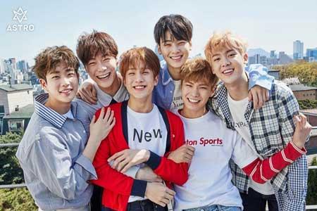 idol kpop terpopuler 2020 - ASTRO