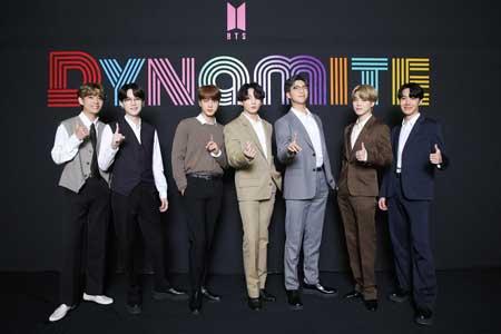 idol kpop terpopuler 2020 - BTS