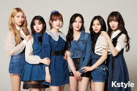 idol kpop terpopuler 2020 - GFriend