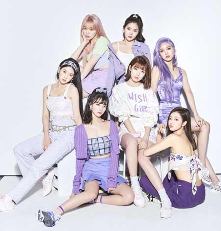 idol kpop terpopuler 2020 - Oh My Girl