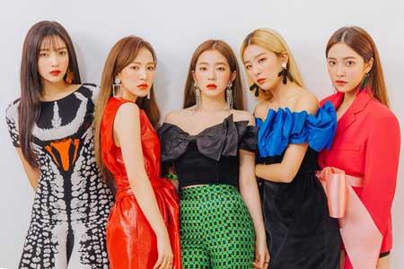 idol kpop terpopuler 2020 - idol kpop terpopuler 2020 - Red Velvet