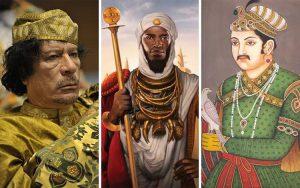 Orang terkaya di dunia sepanjang sejarah