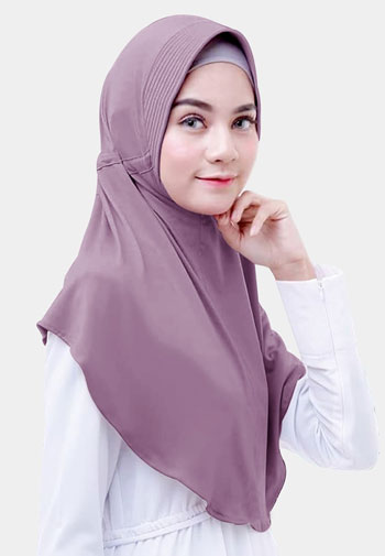 Jenis-Jenis Jilbab - Bergo
