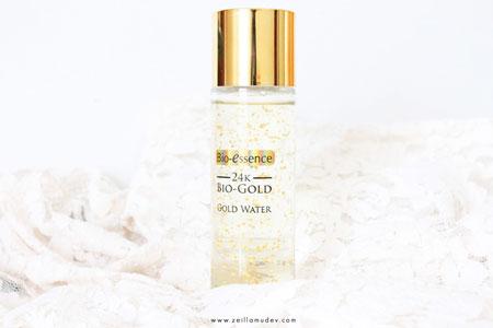Merk Essence Yang Bagus - Bio-Essence 24k Bio-Gold Gold Water