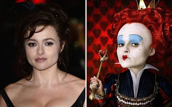 Helena Bonham Carter - Red Queen