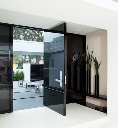 Inspirasi Desain Pintu Rumah Minimalis Modern