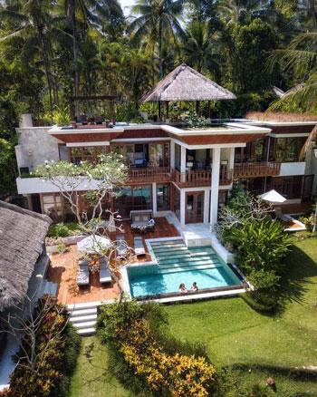 Inspirasi Desain Rumah Ala Villa Bali