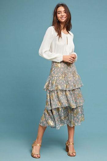 Outfit Vintage Wanita