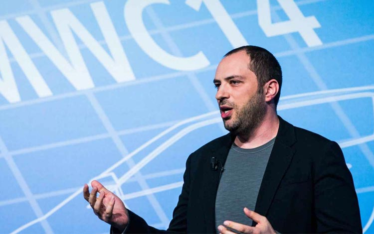 Jan Koum Pendiri WhatsApp