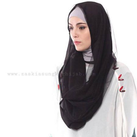 Jenis-Jenis Jilbab - Jilbab Hoodie